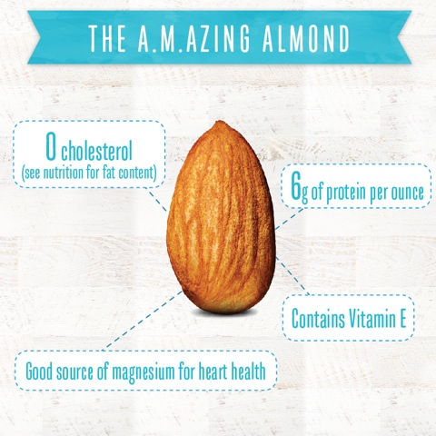 The Amazing Almond