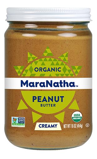 organic peanut butter creamy (no stir)