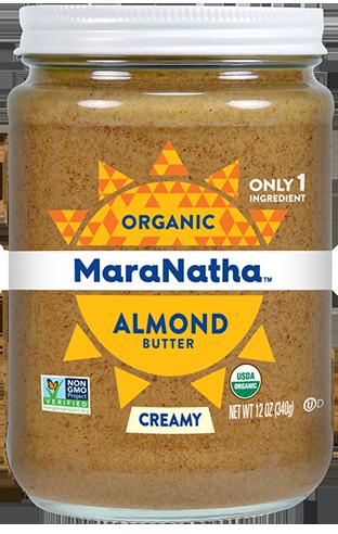Organic Roasted Almond Butter Creamy