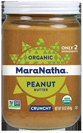 Organic Peanut Butter Crunchy