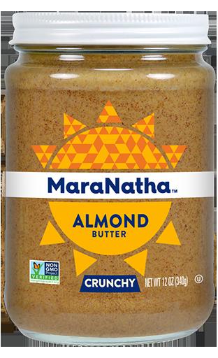 Almond Butter Crunchy (No Stir)