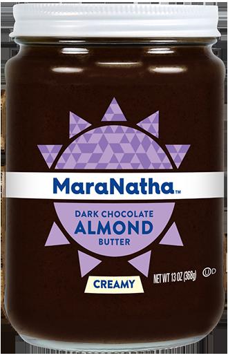 Dark Chocolate Almond Butter Creamy (No Stir)