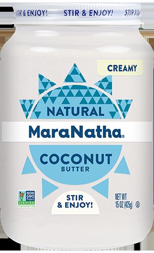 MaraNatha Coconut Butter Creamy